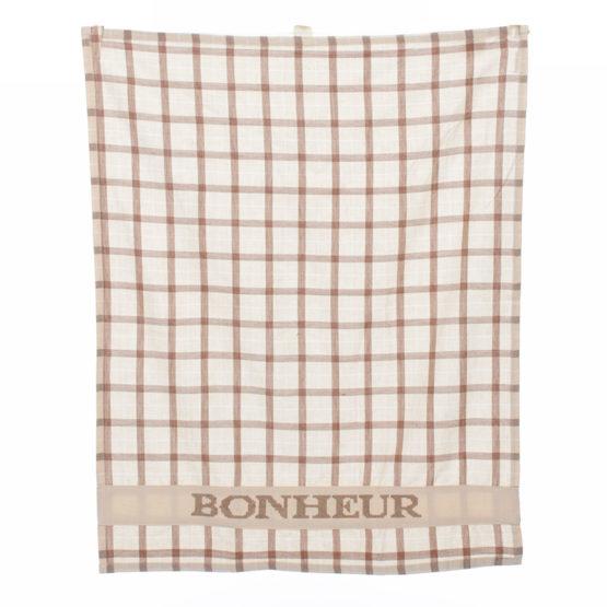 Bonheur Tea Towel