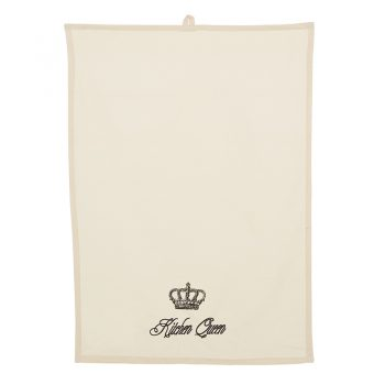 Kitchen Queen Tea Towel PRIMARY IMAGE