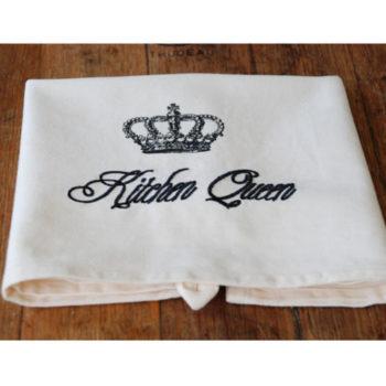 Kitchen Queen Tea Towel