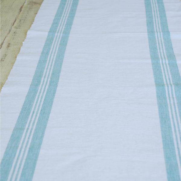 Blue & White Table Runner