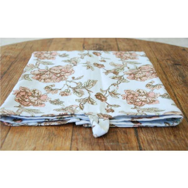Pretty Floral Tea Towel