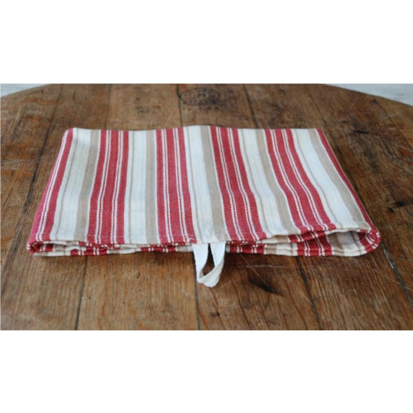 Timeless Red Stripe