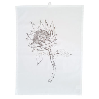 Protea Tea Towel
