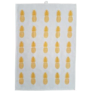 pineapple tea towel 2