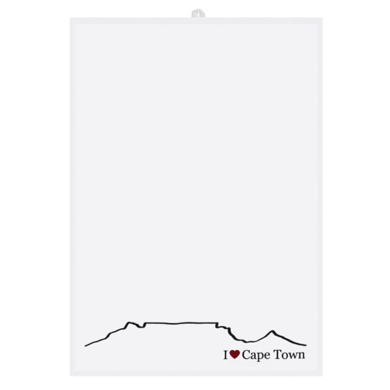 Table Mountain Tea Towel