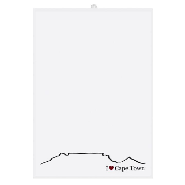 Table Mountain Tea Towel